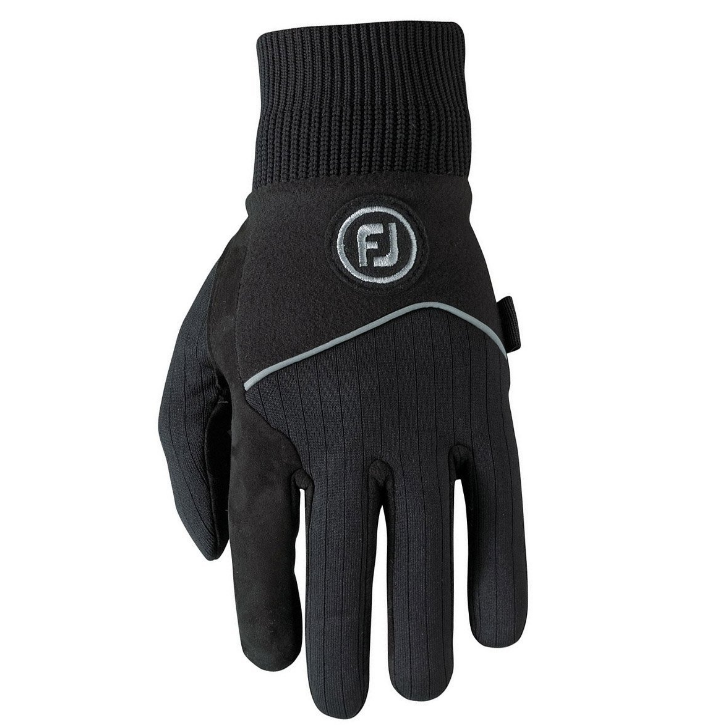 FootJoy WinterSof Women's Black Golf Gloves One Pair