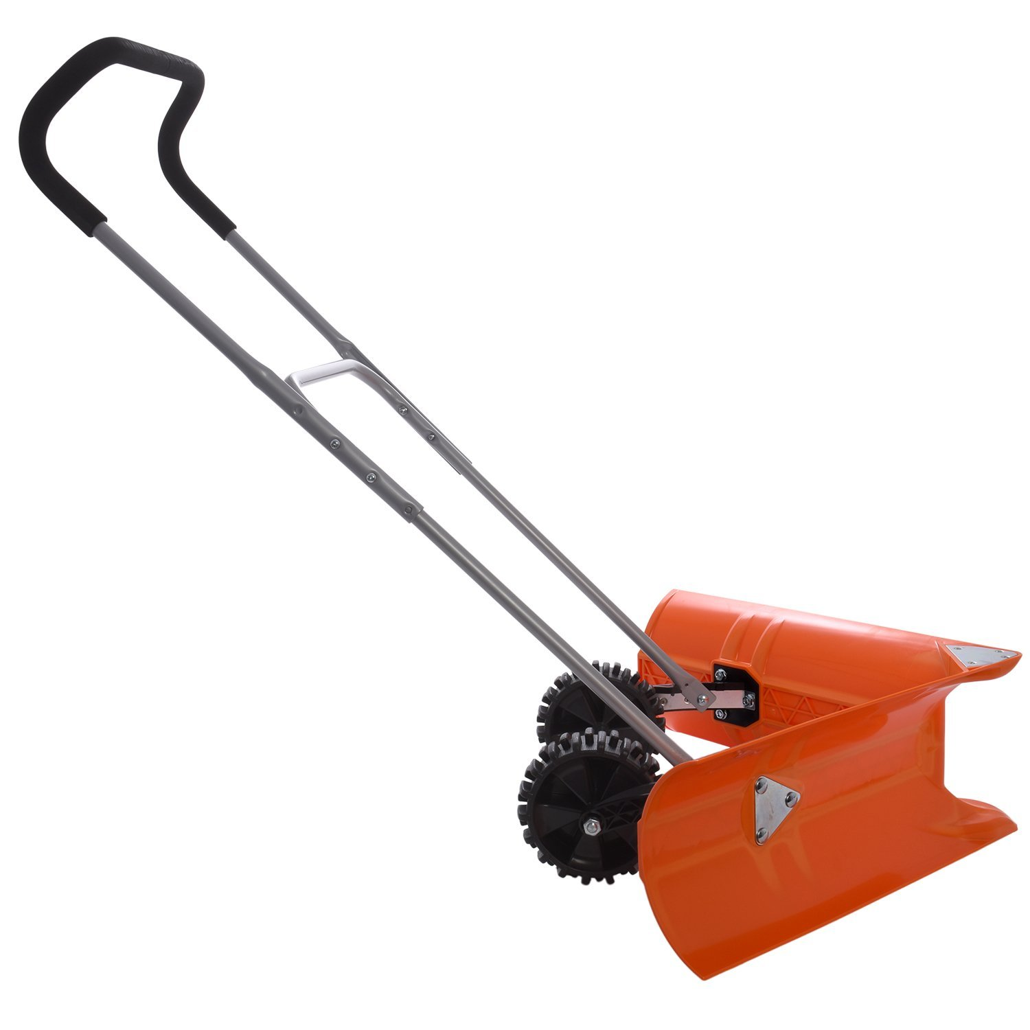 Ivation Dual Angle Snow Pusher