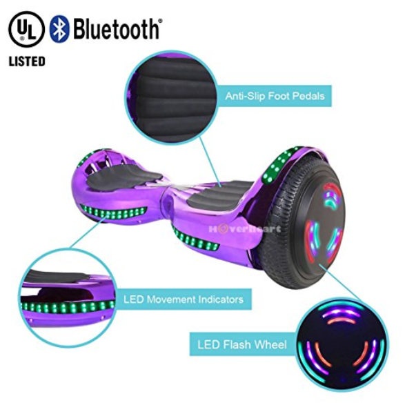 Hoverheart 6.5-inch Electric Hoverboard