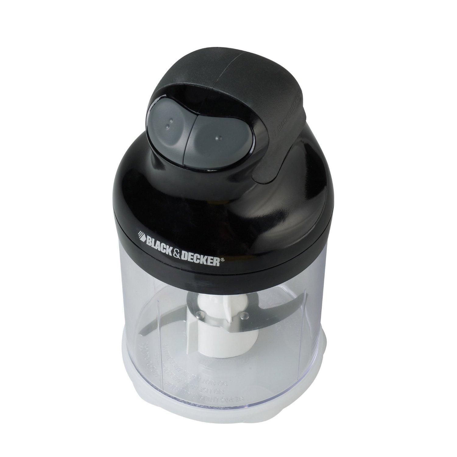 Black + Decker Ergo 3-Cup Chopper