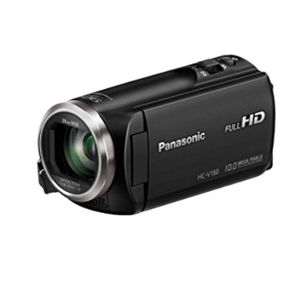 Panasonic Full HD Camcorder
