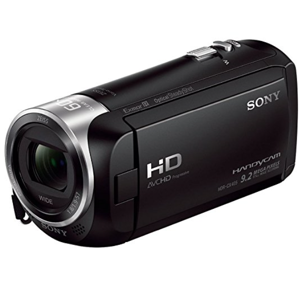 Sony Full HD 60p Camcorder