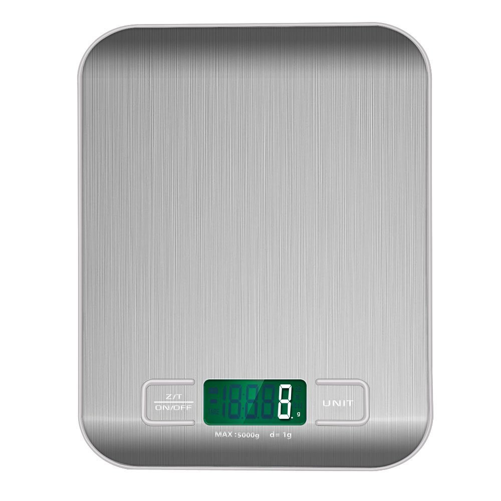 Bengoo Stainless Steel Digital Food Scale