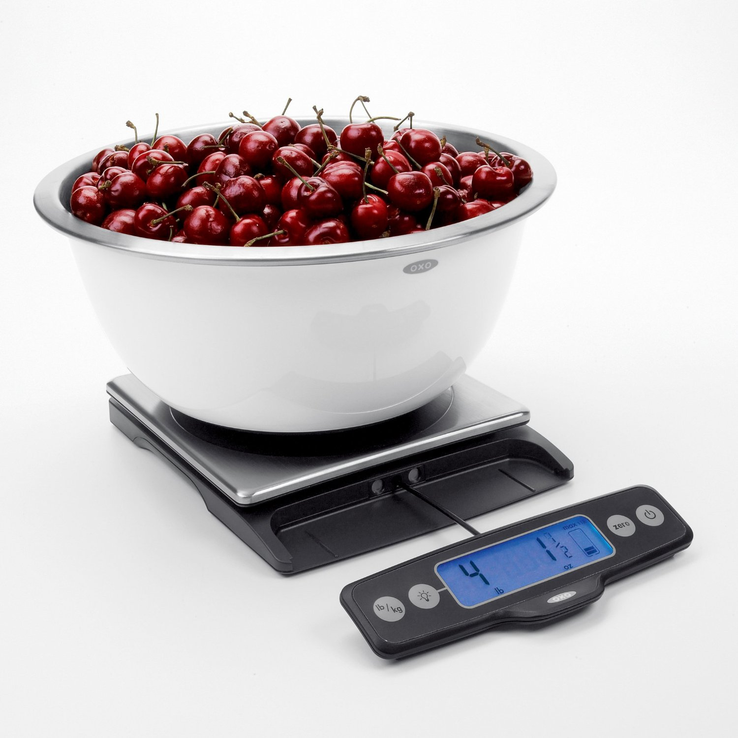 OXO Digital Pull-Out Food Scale