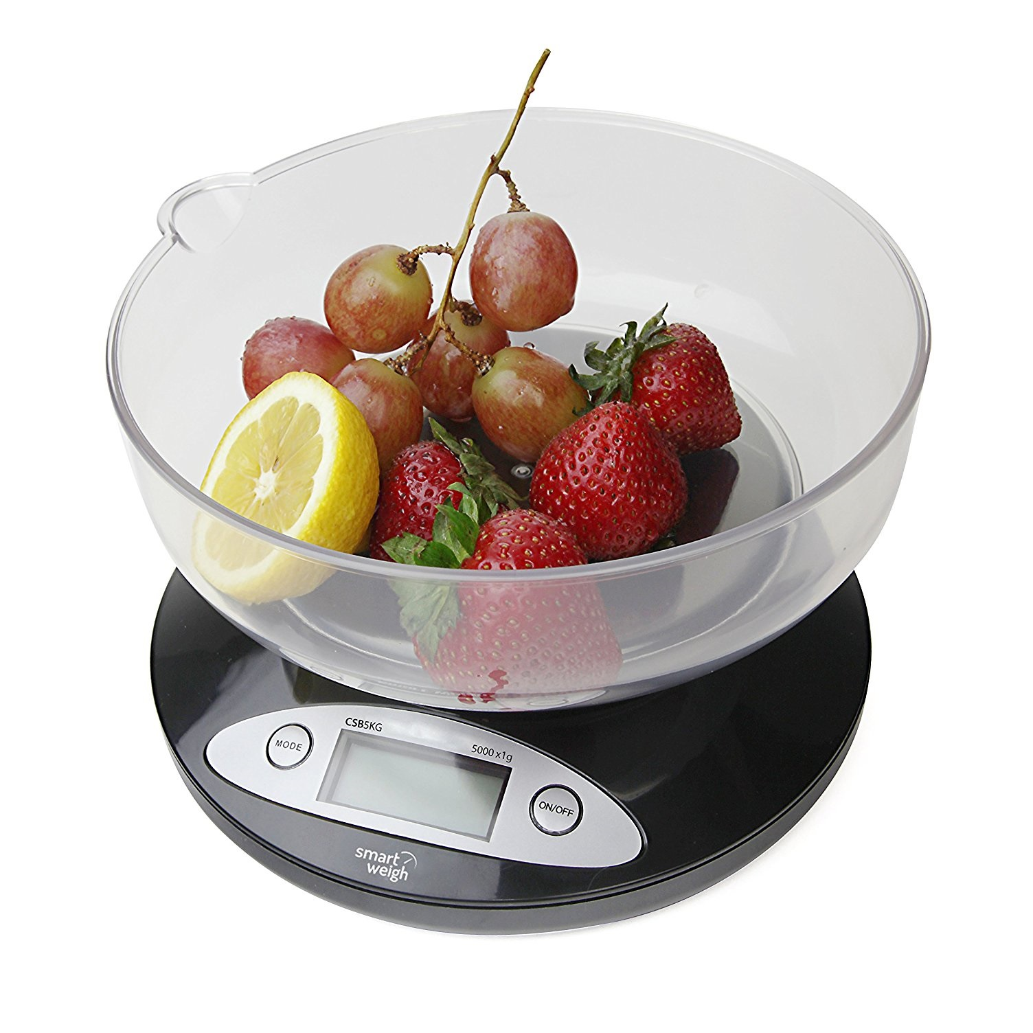 Smart Weigh Digital Kitchen Scale