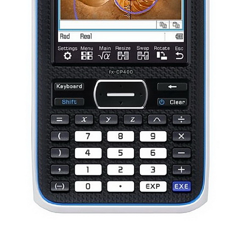 Casio ClassPad II(fx-CP400) OS Update Graphing Calculator