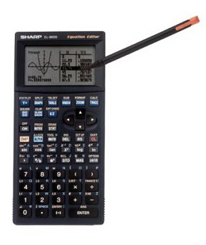 Sharp EL-9600C Graphing Calculator