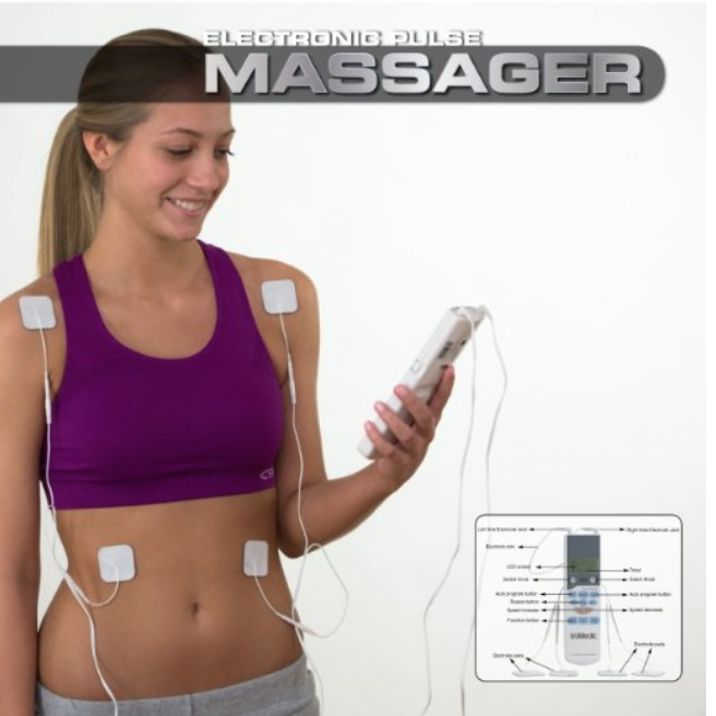 TruMedic Electronic Pulse Massager
