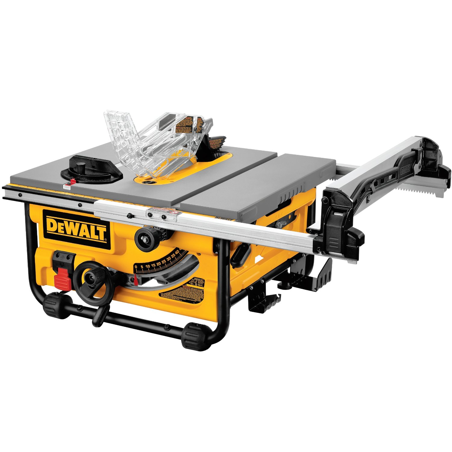 "Dewalt 10"" Compact Jobsite Table Saw"
