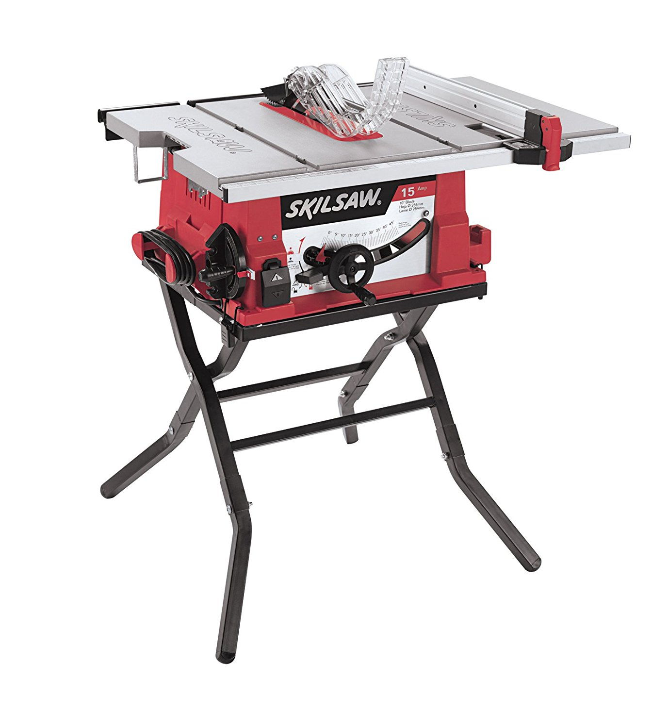 "SKIL 10"" Folding Stand Table Saw"