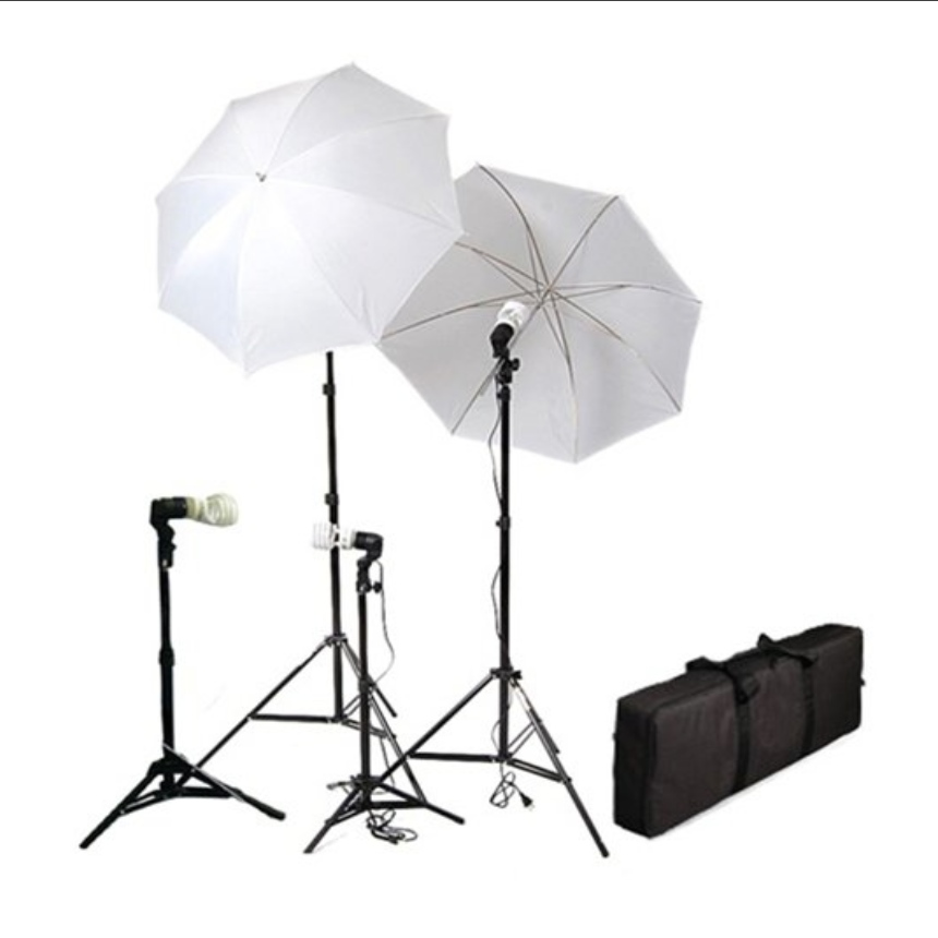 Cowboy Studio Continuous Background Lighting Kit