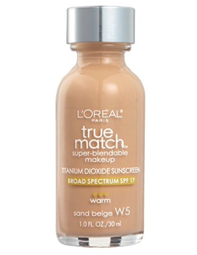 L'Oréal Paris True Match Blendable Foundation