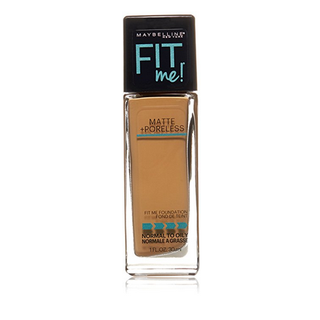 Maybelline New York Fit Me Matte Foundation