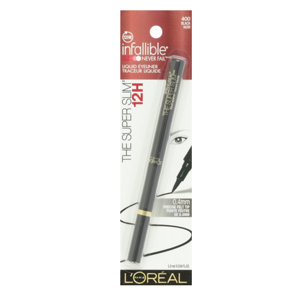 L'Oreal Paris Infallible Super Slim Eyeliner