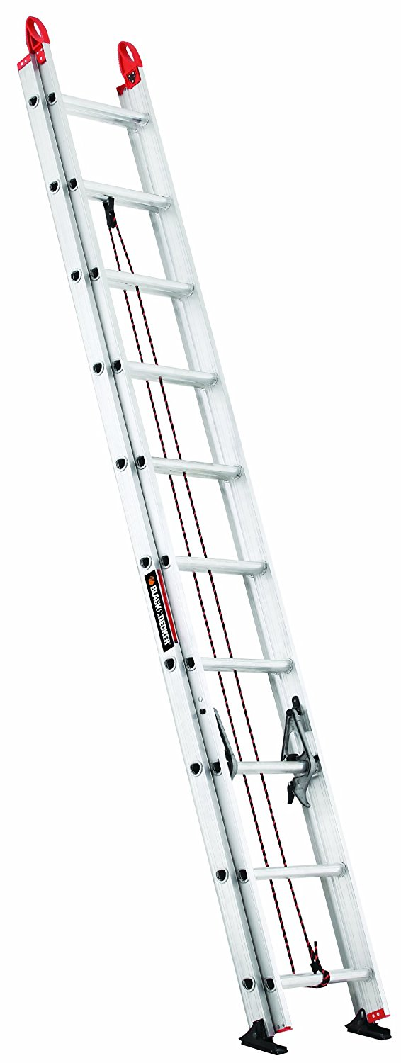 Black + Decker Extension Ladder