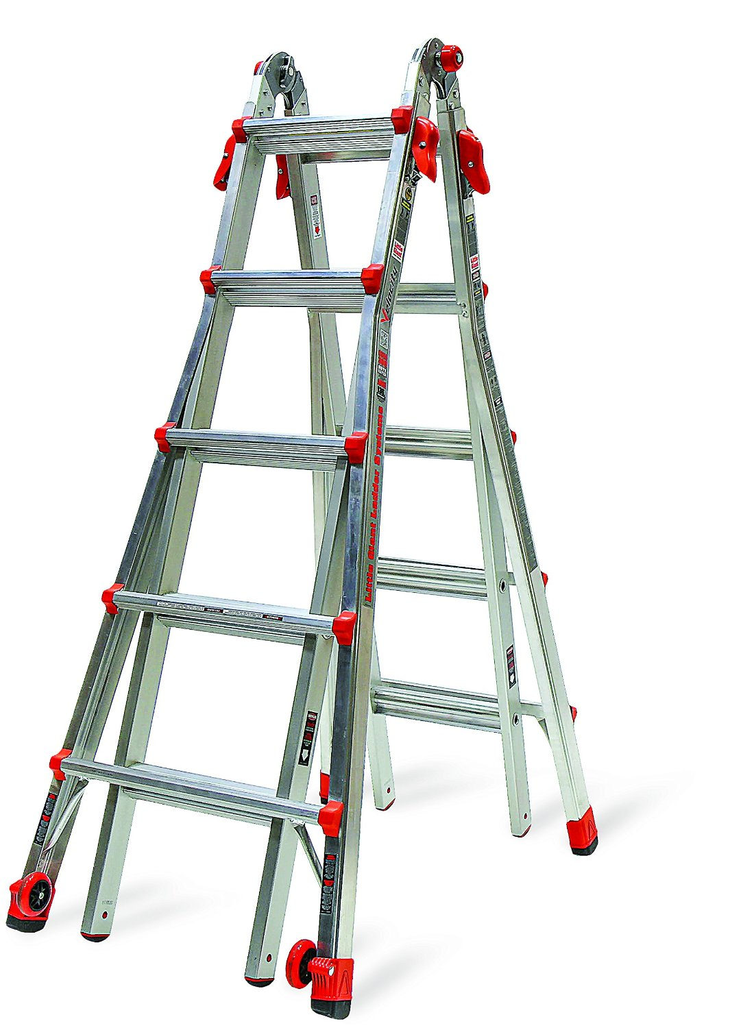 Little Giant Ladder Systems Velocity Ladder