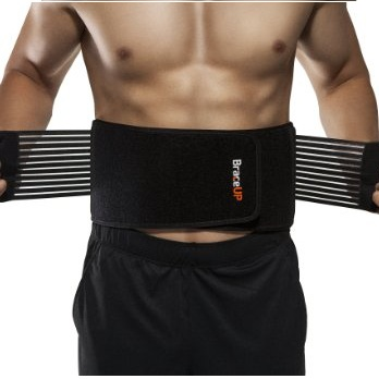 BraceUP Lower Back Brace and Support