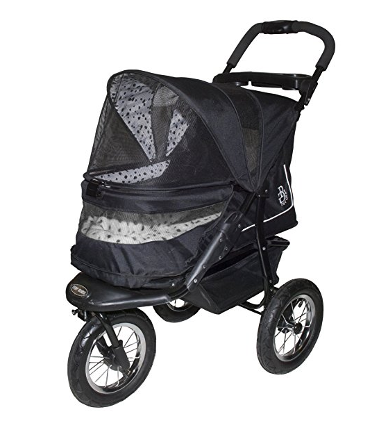 PetGear NV No-Zip Pet Stroller