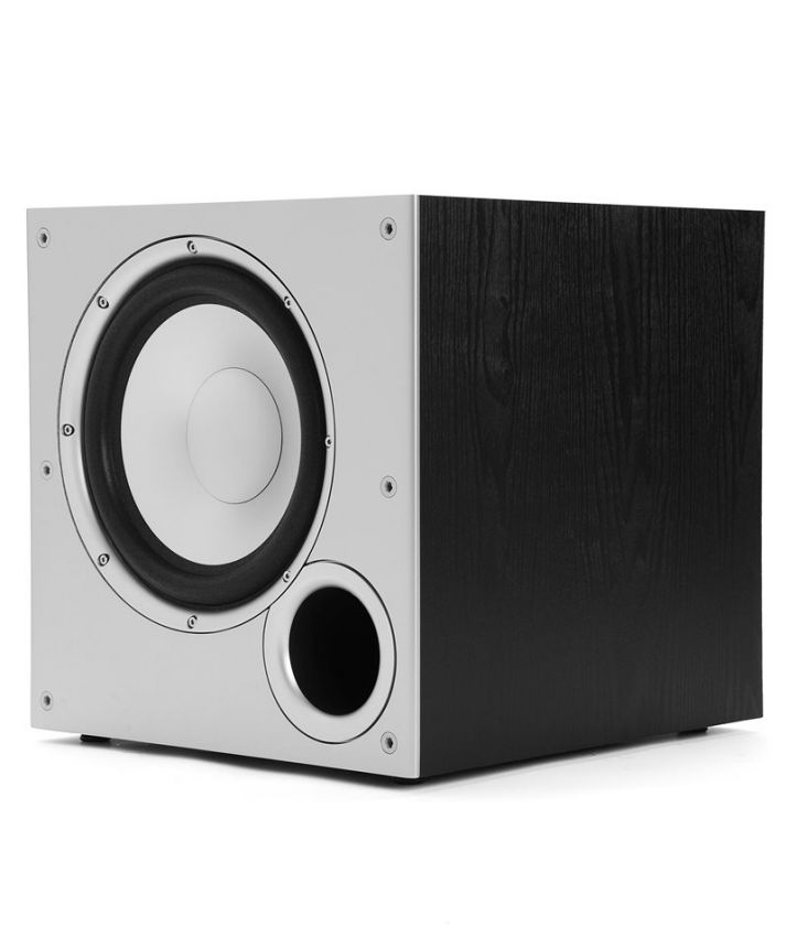 Polk Audio 10-Inch Powered Subwoofer in Black