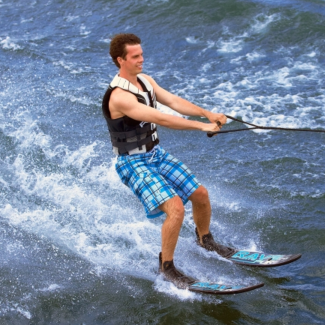 Rave Pure Adult Combo Water Skis