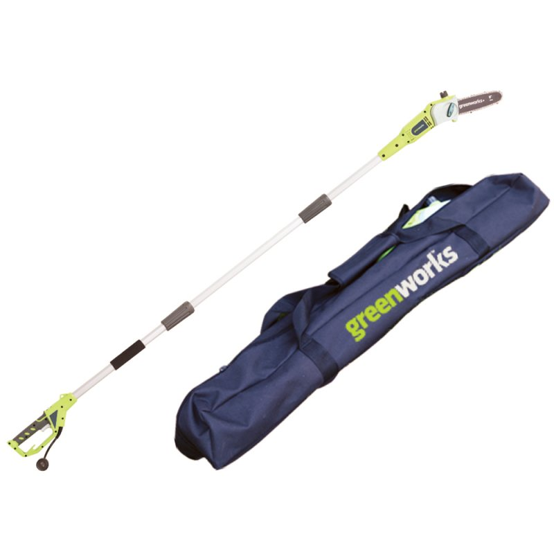 Greenworks 8 Foot Electric Pole Saw