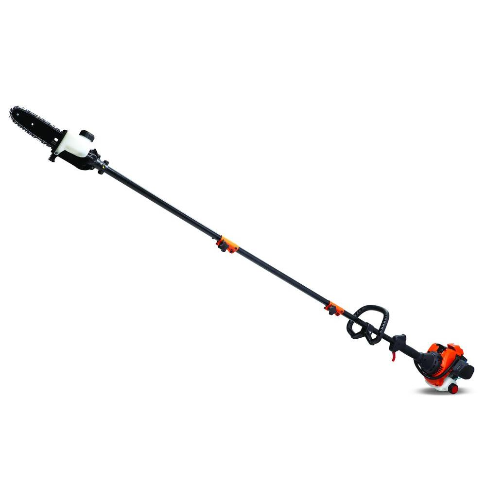 Remington Maverick 25cc 2-Cycle 8-Inch Gas Pole Saw with 7 Foot Extension Pole