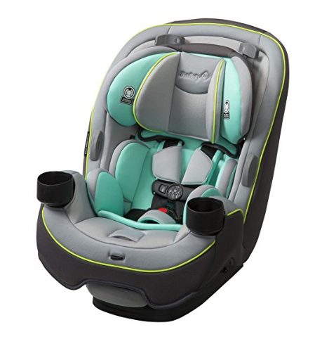 Safety 1st Grow and Go 3-in-1 Convertible Car Seat – Combo Booster Car Seat	Available in 9 Colors