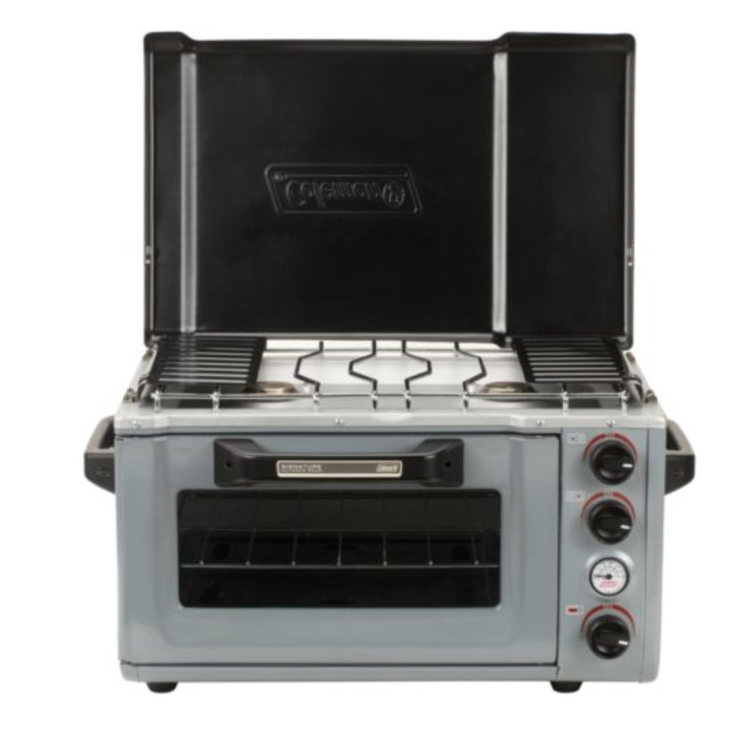 Coleman Portable Stove Oven Combp