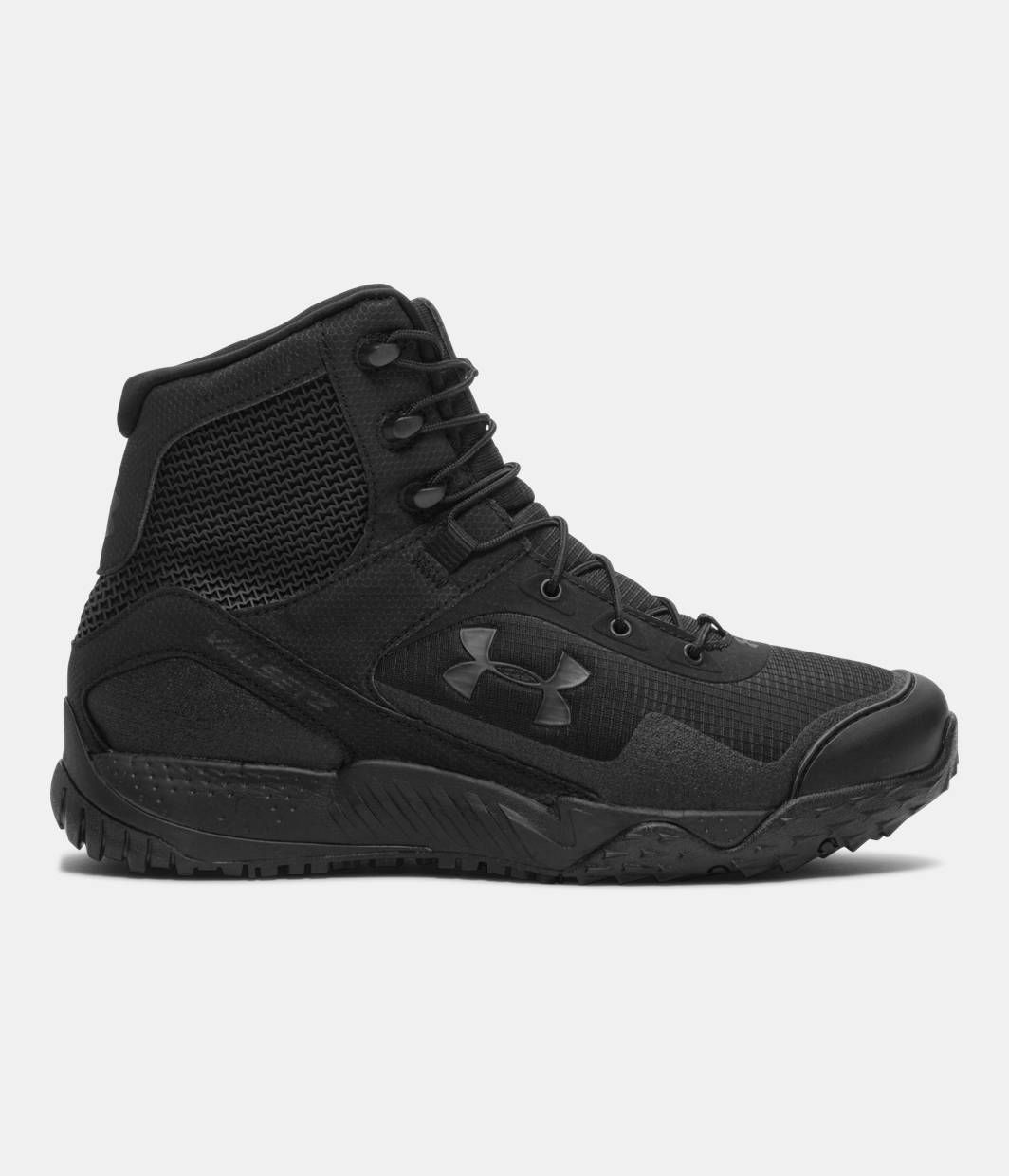 Under Armour Men's UA Valsetz RTS Tactical Boots with Lightweight TPU Shank and Molded Sockliner