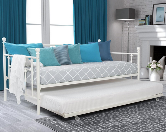 DHP Manila Daybed with Twin Size Trundle