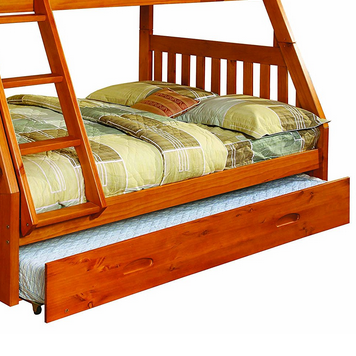 Discovery Twin Bunk Bed Trundle Bed