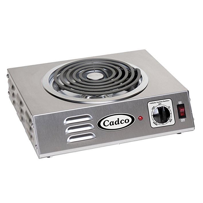 Cadco CSR-3T Cooktop Hot Plate