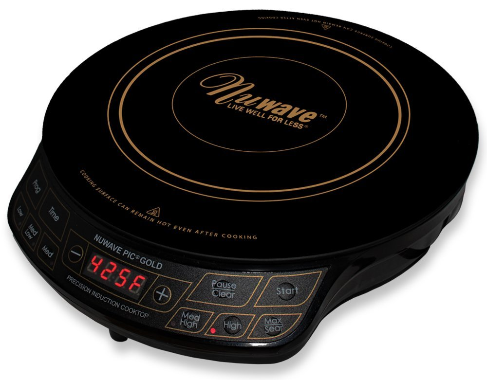 NuWave PIC Portable Induction Cooktop