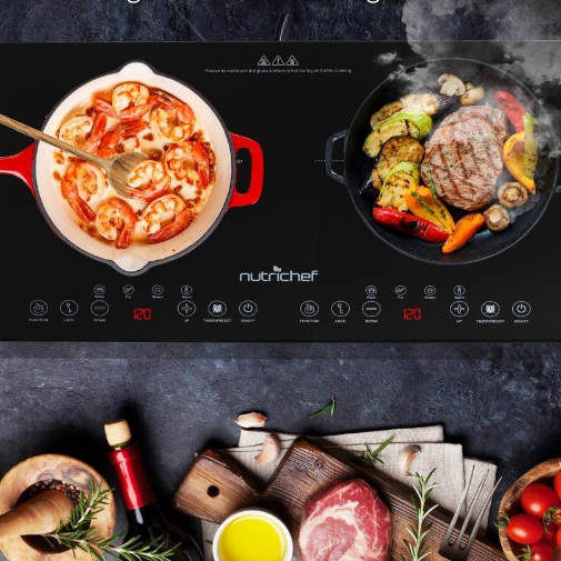 NuWave Induction Cooktop Hot Plate