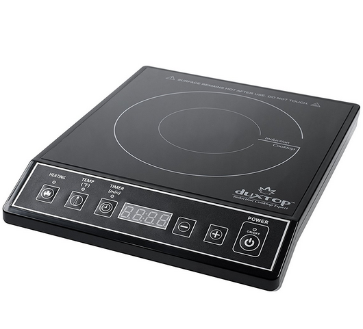 Secura Duxtop 9100MC 1800W Portable Induction Cooktop Hot Plate-1 Pack