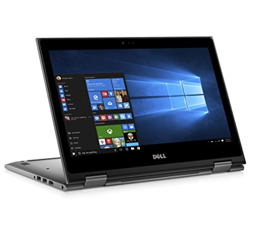 "Dell Inspiron 13 5000 2-in-1, 13.3"" Touch Display, Intel Core i7-8550U, 8GB Memory and 1TB Hard Drive"
