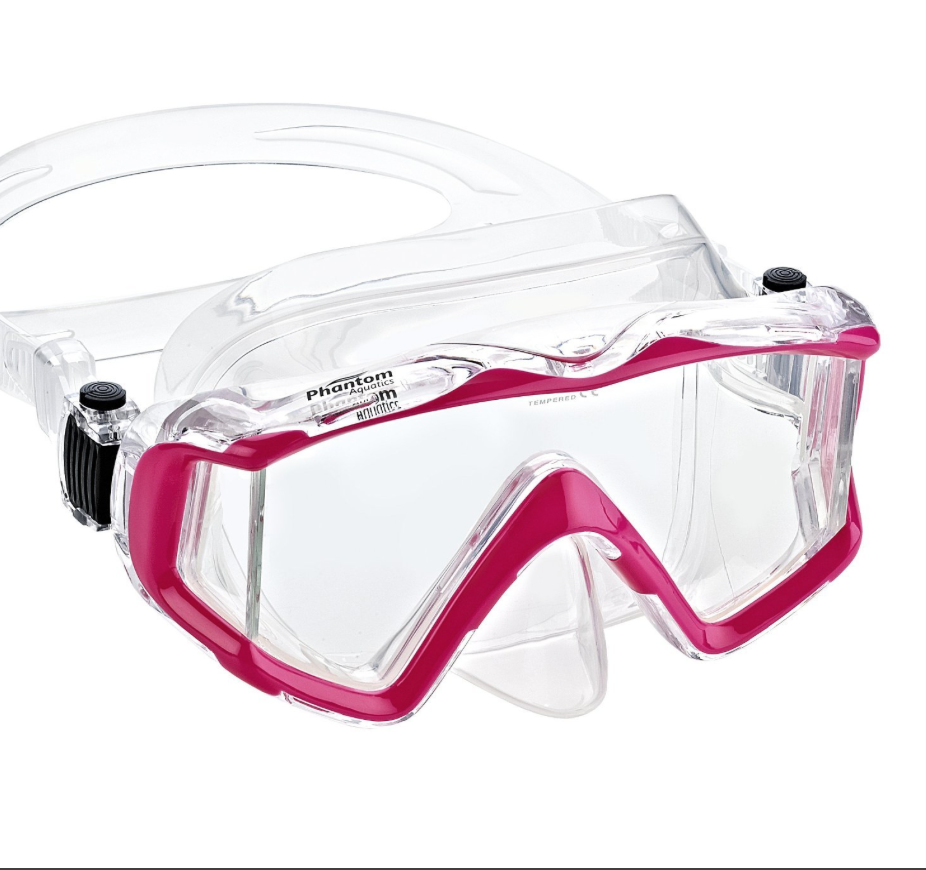 Phantom Aquatics Panoramic Mask