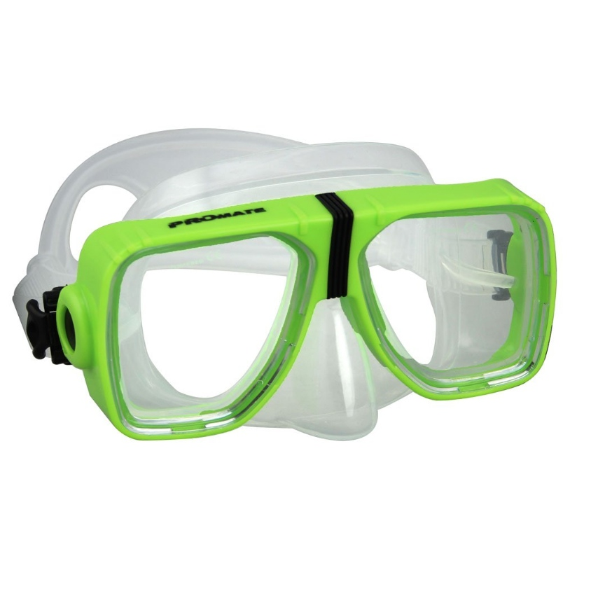 Promate Scope Mask with Corrective Lenses