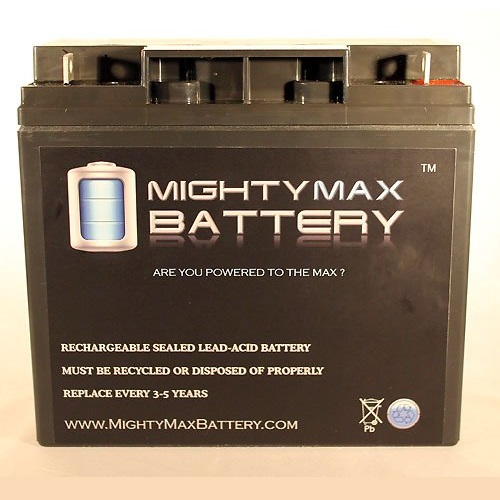 Mighty Max 12V Fire Alarm Battery