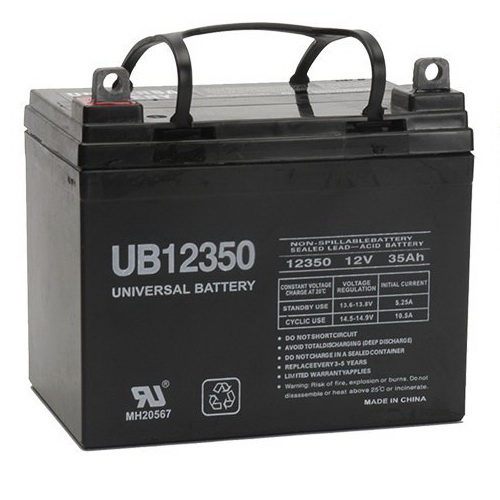 Universal Power Group 12V SLA Battery