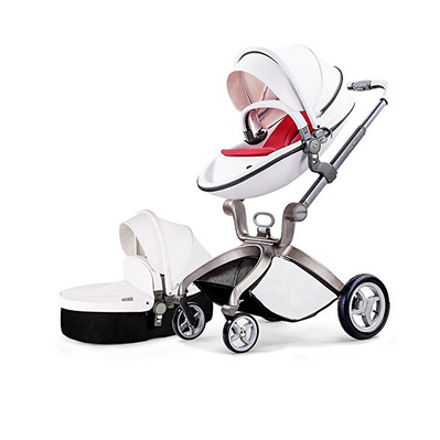 Hot Mom 3 in 1 Stroller and Bassinet