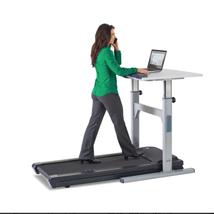 LifeSpan Treadmill Standing Desk