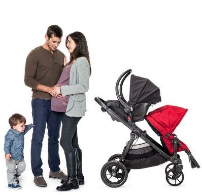 Baby Jogger City Select Double Stroller