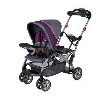 Baby Trend Sit N' Stand Ultra Double Stroller