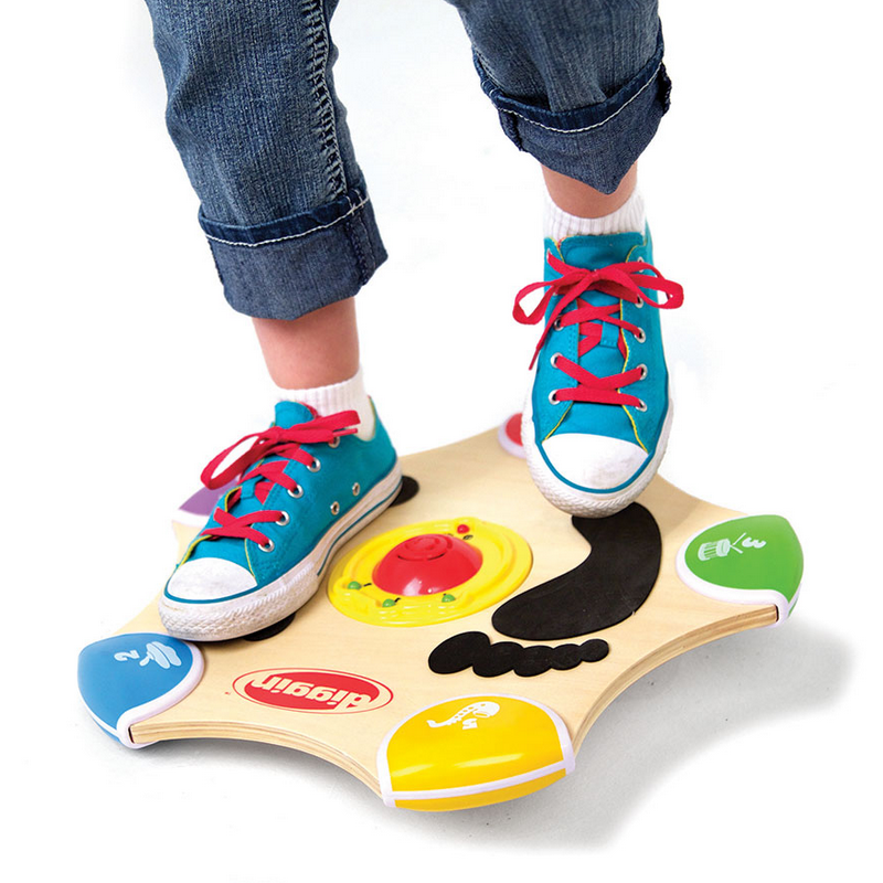 Diggin Electronic Wobble Deck for Kids