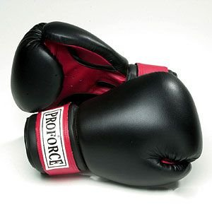 ProForce Leatherette Sports Boxing Gloves