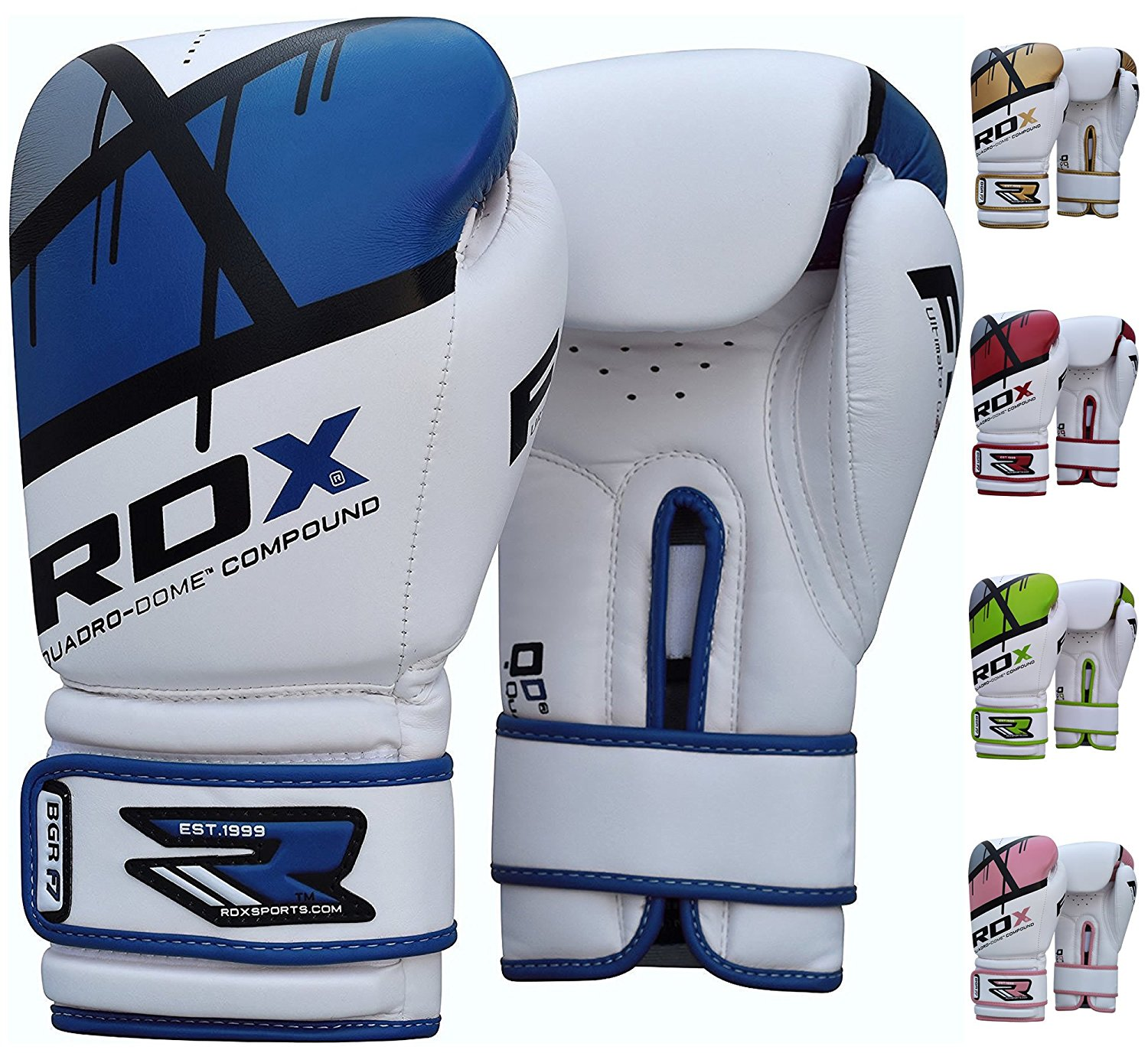 RDX Maya Hide Leather Sports Boxing Gloves