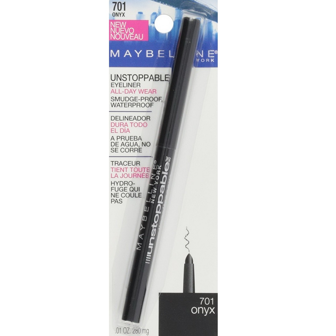 Maybelline Unstoppable Eye Pencil