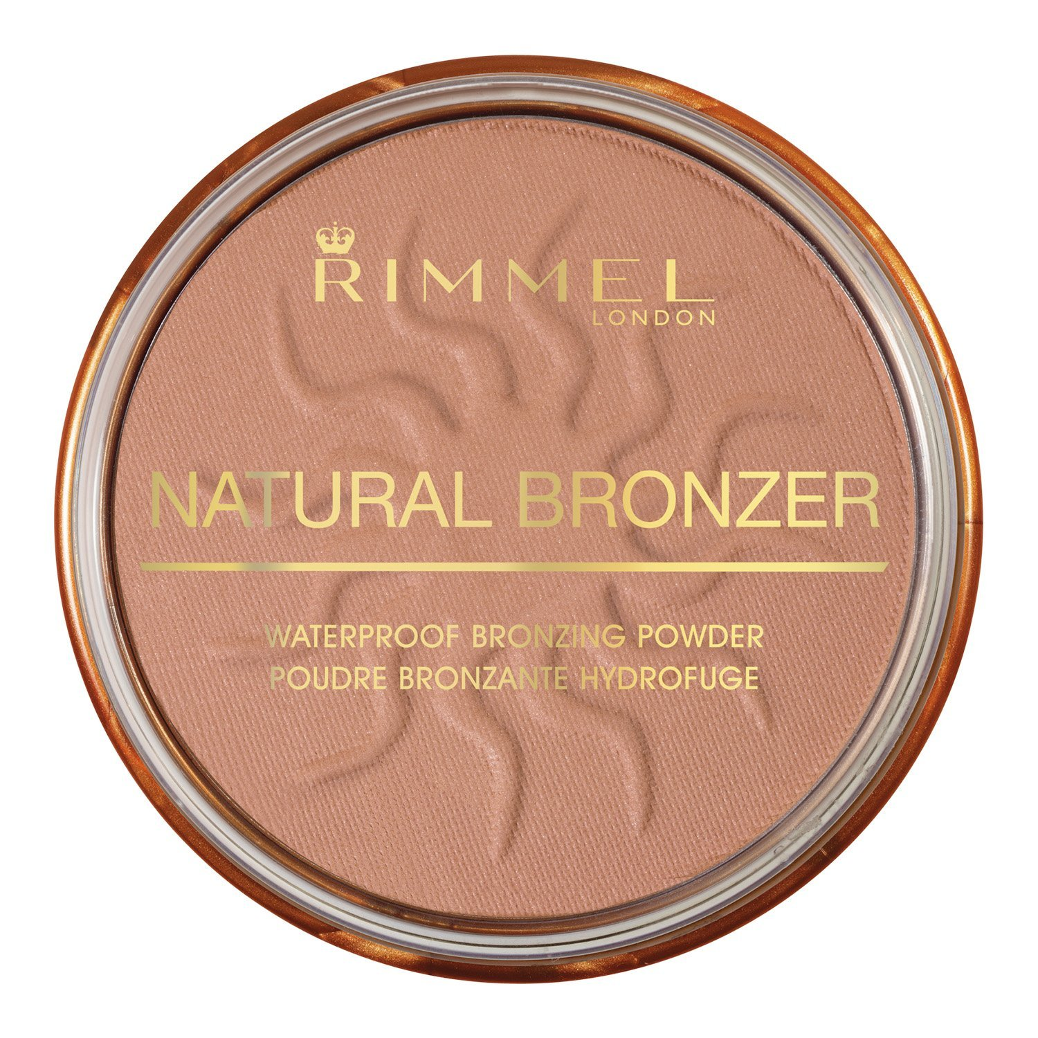 Rimmel Natural Waterproof Bronzing Powder