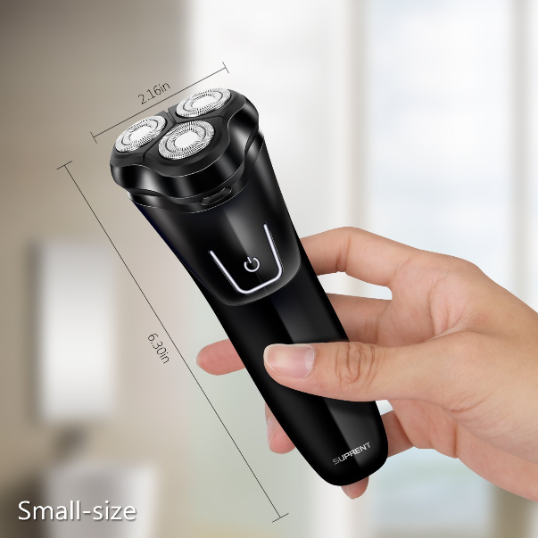 SUPRENT Electric Rotary Shaver